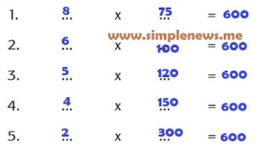 5 kemungkinan 600 buah www.simplenews.me