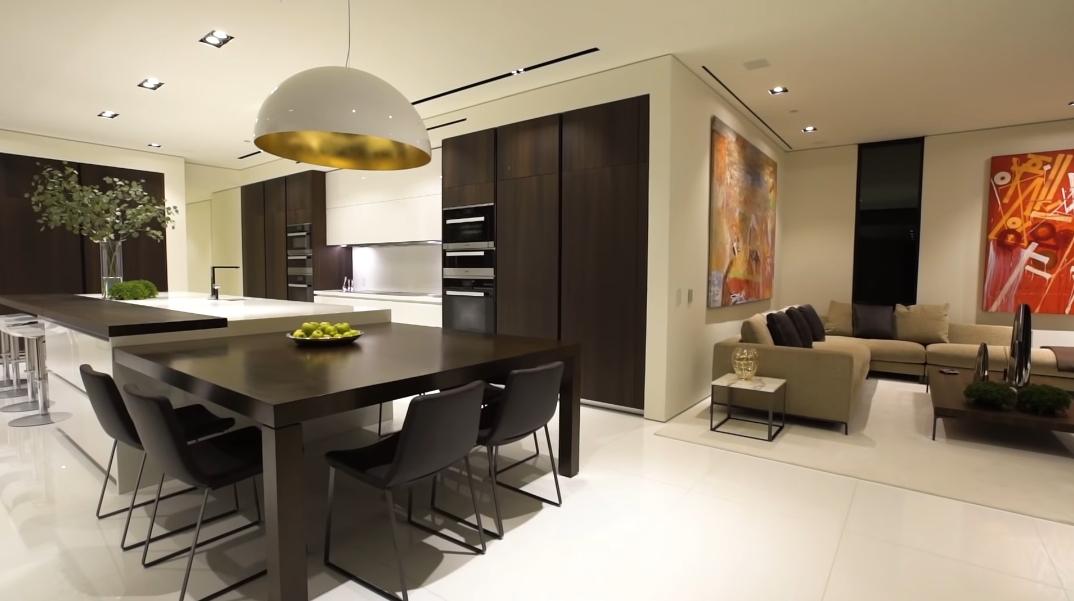 55 Interior Photos vs. Tour 1231 Lago Vista Dr, Beverly Hills, CA Ultra Luxury Modern Mansion