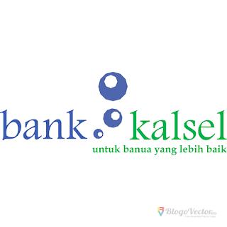 Bank Kalsel Logo Vector