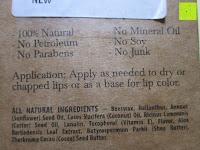 Eigenschaft: LIPPENPFLEGESTIFT Einzigartig erfrischende Düfte (4-er Packung) - Lippenpflege die trockene Lippen repariert und Feuchtigkeit verleiht. 100% aus natürlichem Bienenwachs Lippenbalsam. Hergestellt in USA von Beauty by Earth
