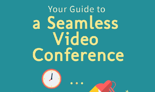 Your Guide To A Seamless Video Conference #infographic
