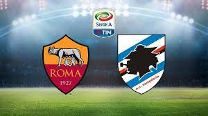 مشاهدة مباراة روما وسمبدوريا