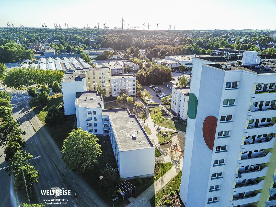 Leherheide Bremerhaven Deutschland WELTREISE
