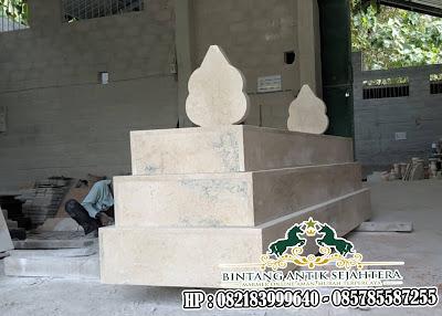 Makam Masyayikh Nisan Wayang | Makam Marmer Masyayikh