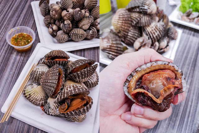 Kin Hoi: A Heaven for Cockles Lovers