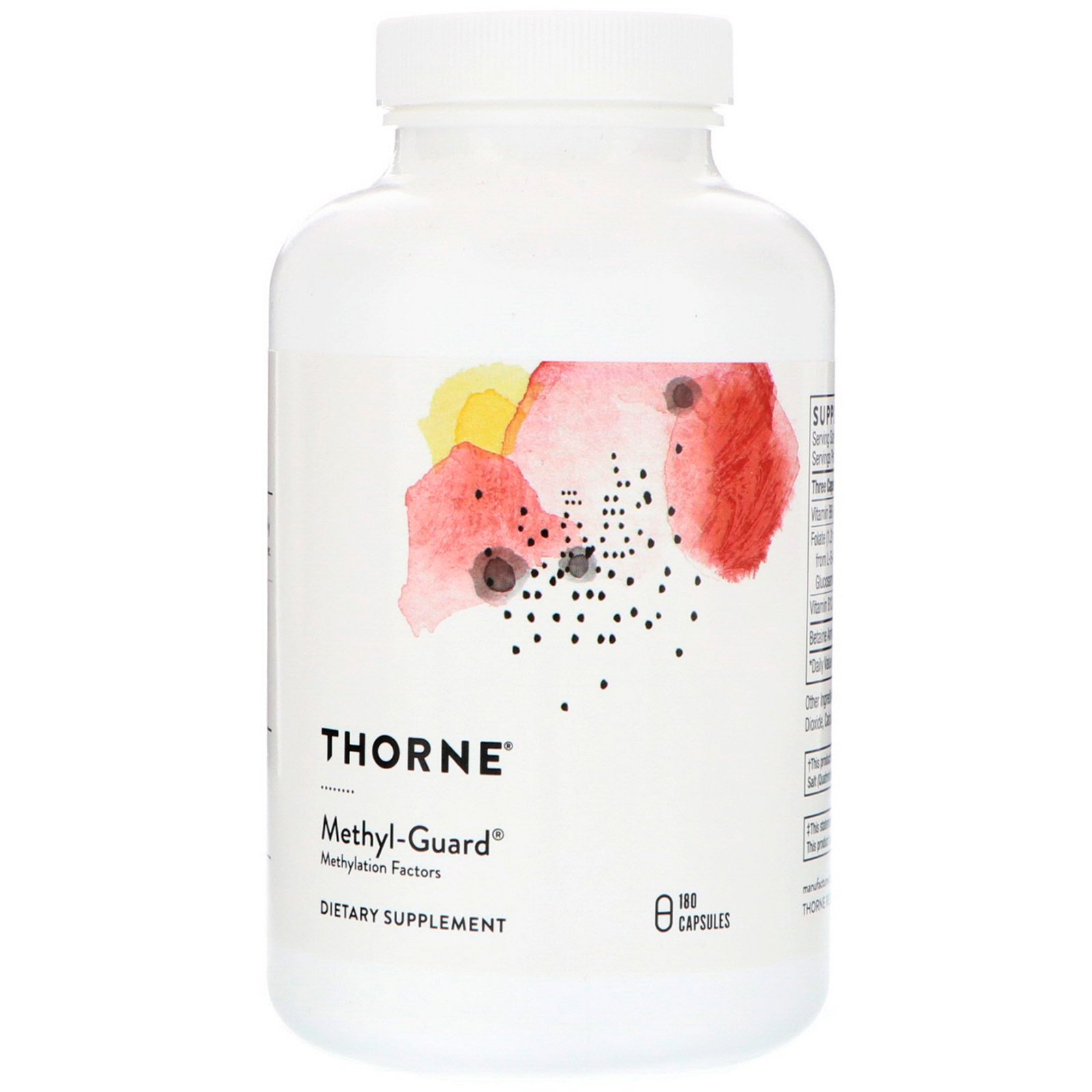 Thorne Research, Methyl-Guard, 180 капсул
