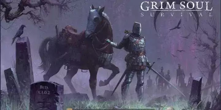Dark Fantasy Survival جاهز للتنزيل. عالم مفتوح مثير ولكنه خطير في انتظارك. هل ستنجو في هذه اللعبة؟