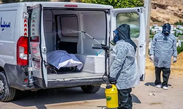 وفيات جديدة بفيروس كورونا في تونس