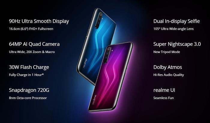 Realme 6 Pro Malaysia price reviews specs