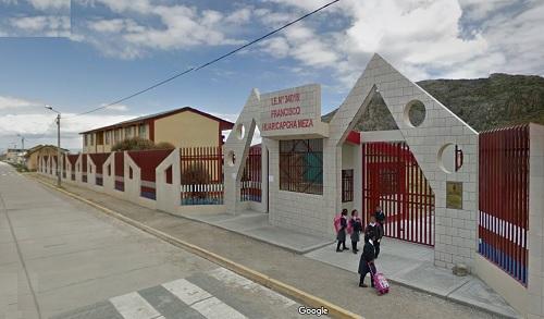 Escuela 34018 FRANCISCO HUARICAPCHA - Ninacaca