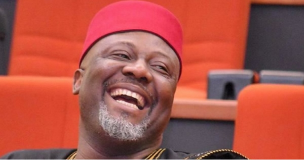 [VIDEO] Melaye mocks critics after ABU confirms he graduated