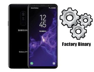 Samsung Galaxy S9 Plus SM-G965X Combination Firmware