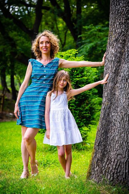 Elleanor de Provence robes maman enfant