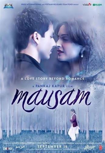 Mausam (2011) Movie Poster