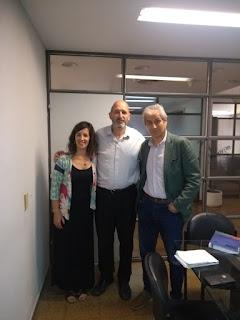 """Entrevista en Canal 7 (Mendoza) sobre las jornadas """"Construyendo una Educación Humanizadora"""""""