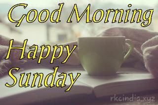 Good Morning Images Sunday Free