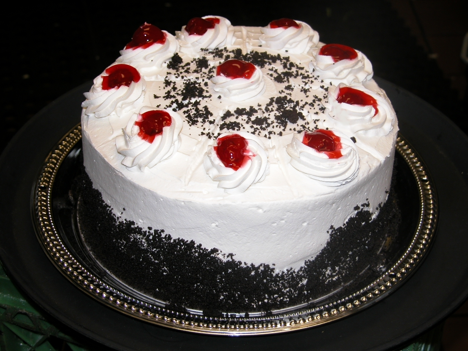 White Forest Cake Price