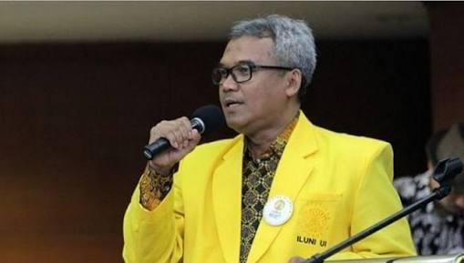 Somasi Terbuka Iluni UI Kembali Beredar Sehari Sebelum Deklarasi Alumni UI untuk Jokowi