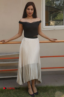 Telugu Actress Tanya Hope Stills at Appatlo Okadundevadu Audio Launch  0299.JPG