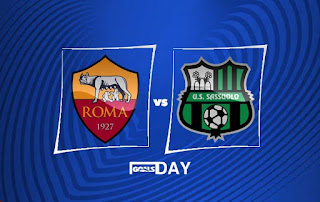 AS Roma vs Sassuolo – Highlights