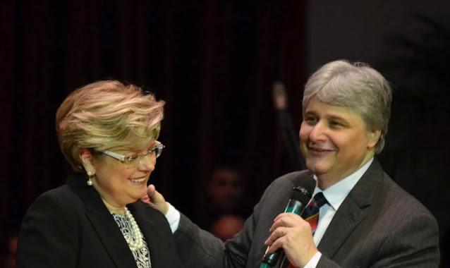 Morre Cleusa Piragine, líder da Primeira Igreja Batista de Curitiba