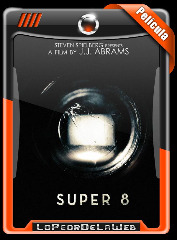Super 8 (2011) [J.J. Abrams y S. Spielberg ] 720p Dual Mega