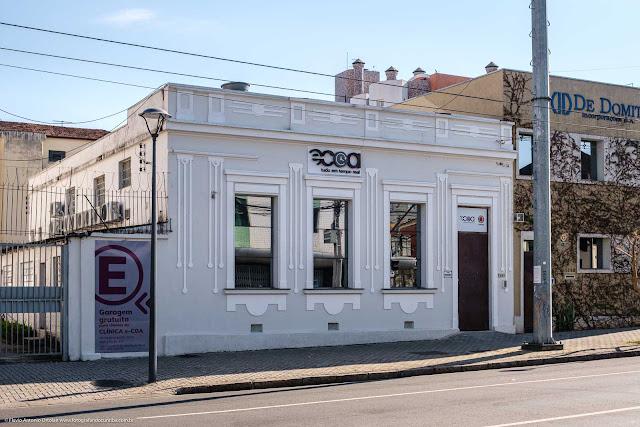 Casa na Rua Brigadeiro Franco