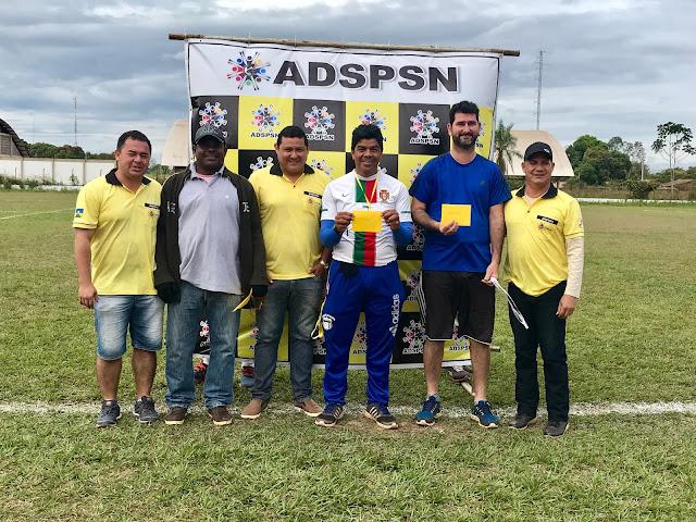 Fim de semana marca a roda final do Campeonato ADSPSN de Futebol de Campo Sub-13