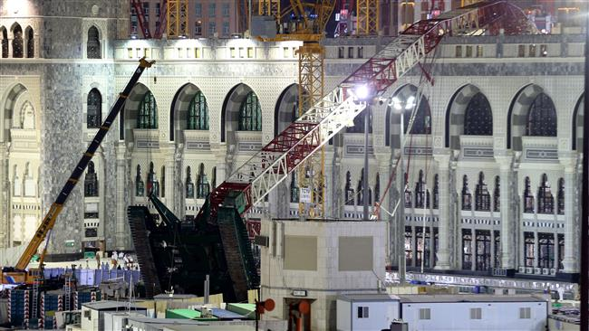 Saudi construction conglomerate Binladin Group to resume expansion of Mecca Grand Mosque: Report