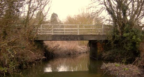 Photograph: Bradmore Lane Bridge North Elevation 2019  Image by Peter Miller