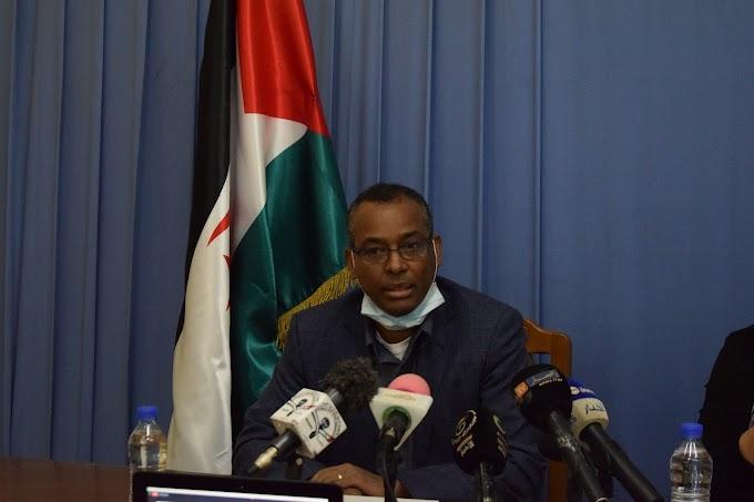 ''El Frente Polisario se reserva el derecho a defenderse por todos los medios y mantiene la puerta abierta a una solución pacífica.''