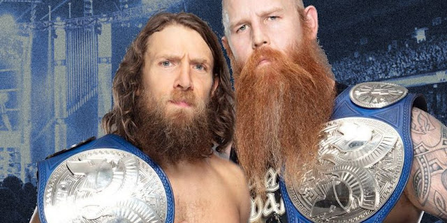 Daniel Bryan Rips Fans During Commercial, What Happened After Smackdown, Heavy Machinery Bringing Their Best To Stomping Grounds