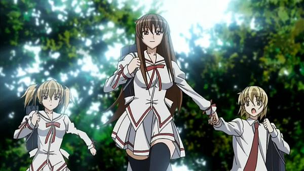 Aki-Sora - Rekomendasi anime romance adik suka kakak