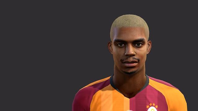 Mario Lemina (Galatasaray) Face PES 2013