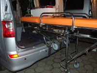 Ambulance Stretcher Q max ( Rol in Cot )