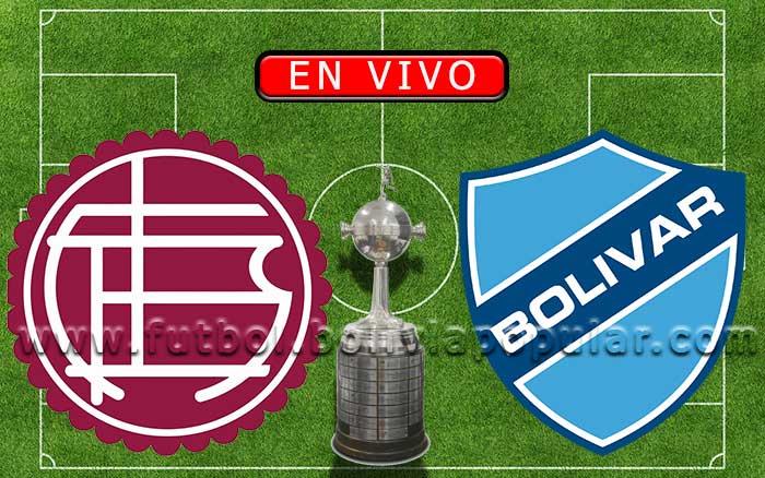 【En Vivo】Lanús vs. Bolívar - Copa Sudamericana 2020