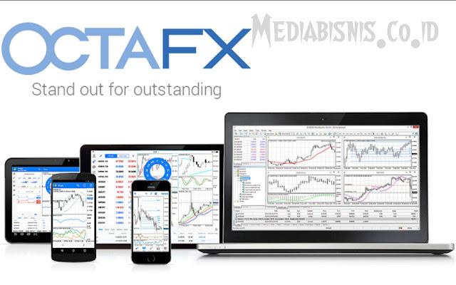 Software Trading Forex di Broker OctaFX