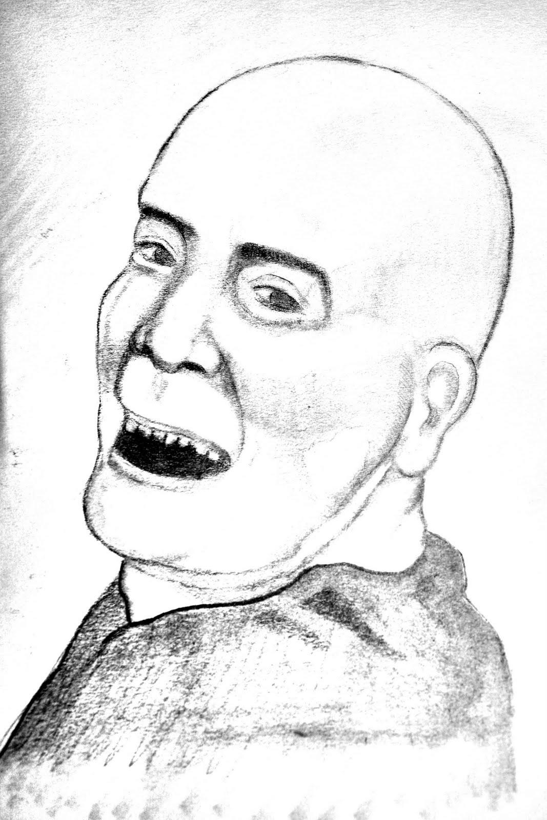 Inversus Art: From the Sketchbook... Part Five