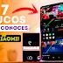 7 Trucos Que No Conocías De Tu Smartphone Xiaomi! - Funciones Ocultas De Xiaomi