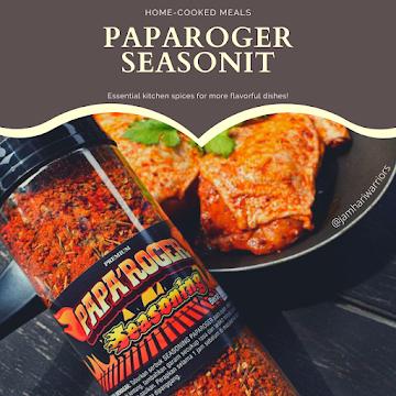 Buy Paparoger Seasoning