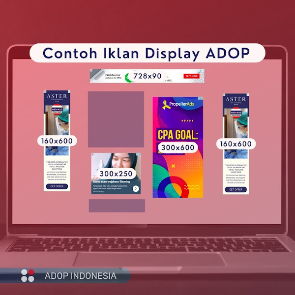 Review ADOP Alternatif Google AdSense
