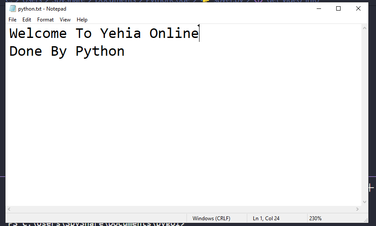 sys in python