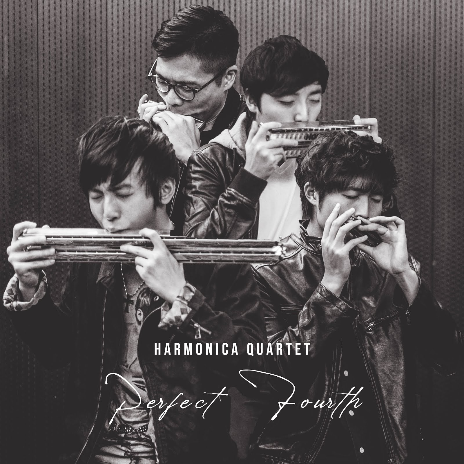【Ad】Perfect Fourth Harmonica Quartet