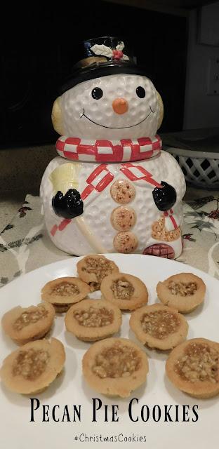 Pecan Pie Cookies pin