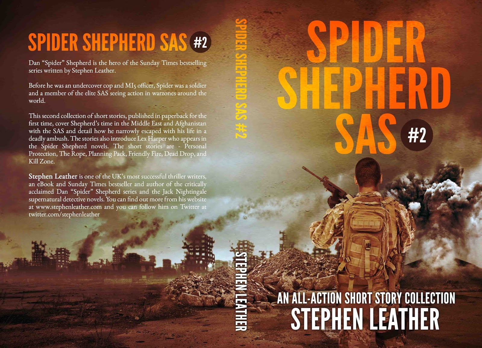 Spider Shepherd: Sas Volume 1 Is Now £539 Now, Down From £899  You Can  Buy It Here