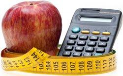 tính toán lượng chất béo
