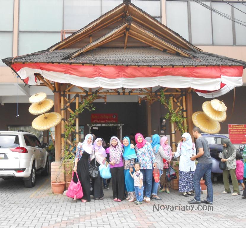 Acara kumpulan emak blogger kopdar di depok