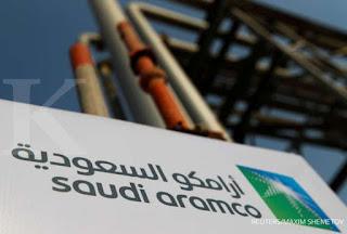 Saudi aramco Perusahaan Terbesar Di Dunia