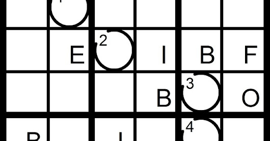 New Word Sudoku (Swifty Sudoku!) Puzzles for Saturday, 7/22/2017