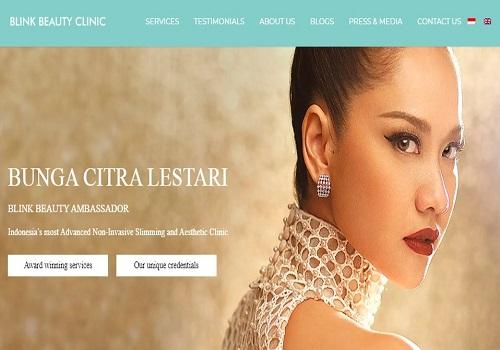 BCL Ambasador Blink Beauty Clinic Jakarta